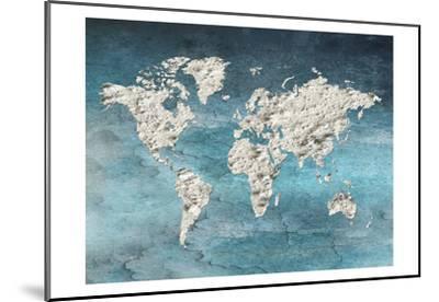 Hello World-Sheldon Lewis-Mounted Art Print