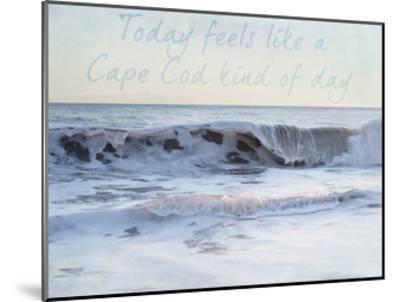 Cape Feelings 1-Elizabeth Urquhart-Mounted Art Print