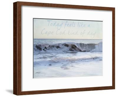 Cape Feelings 1-Elizabeth Urquhart-Framed Art Print