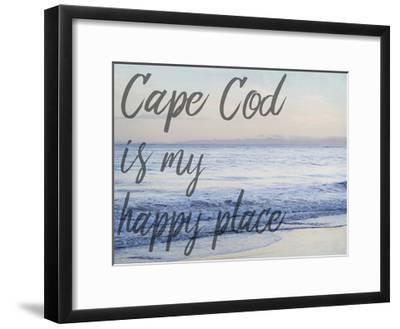 Cape Happiness-Elizabeth Urquhart-Framed Art Print