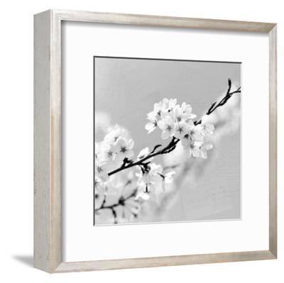 Postcard Magnolia 2-Kimberly Allen-Framed Art Print