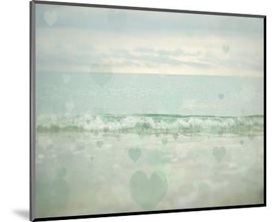 Oceans Of Love 1-Elizabeth Urquhart-Mounted Art Print
