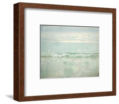 Oceans Of Love 1-Elizabeth Urquhart-Framed Art Print