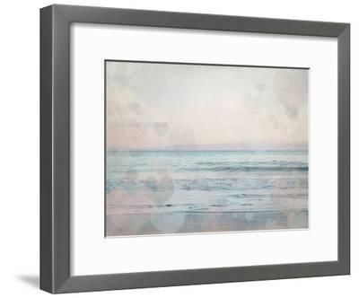Oceans Of Love 2-Elizabeth Urquhart-Framed Art Print