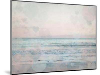 Oceans Of Love 2-Elizabeth Urquhart-Mounted Art Print