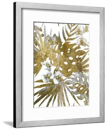 Tropic Bloom 2-Kimberly Allen-Framed Art Print