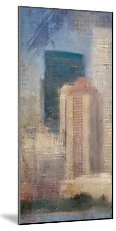 City Life A-Kimberly Allen-Mounted Art Print