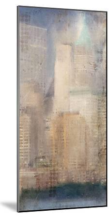 City Life B-Kimberly Allen-Mounted Art Print
