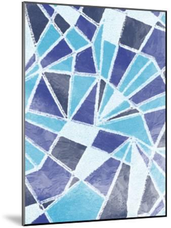 Pure Contemporary 1-Sheldon Lewis-Mounted Art Print