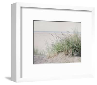 Steps To The Beach II-Elizabeth Urquhart-Framed Art Print