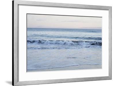Coastal Evening II-Elizabeth Urquhart-Framed Art Print