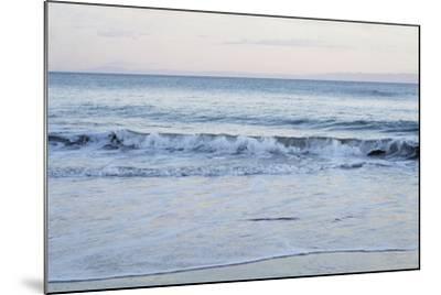 Coastal Evening II-Elizabeth Urquhart-Mounted Art Print