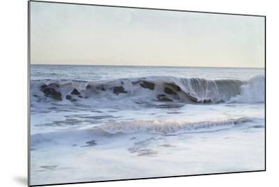 Coastal Evening III-Elizabeth Urquhart-Mounted Art Print