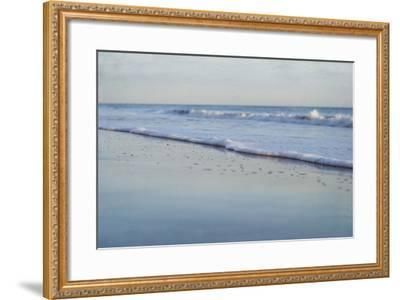 Coastal Evening IV-Elizabeth Urquhart-Framed Art Print