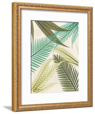 Mesozoic Timewarp 3-Albert Koetsier-Framed Art Print