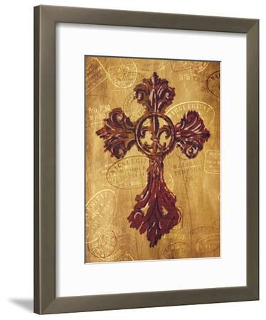Blessing Travel-Milli Villa-Framed Art Print