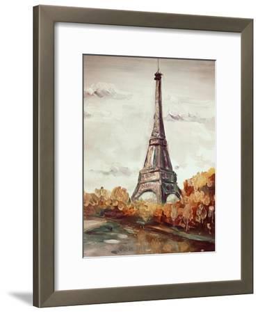 Paris 2-Boho Hue Studio-Framed Art Print