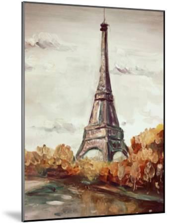 Paris 2-Boho Hue Studio-Mounted Art Print