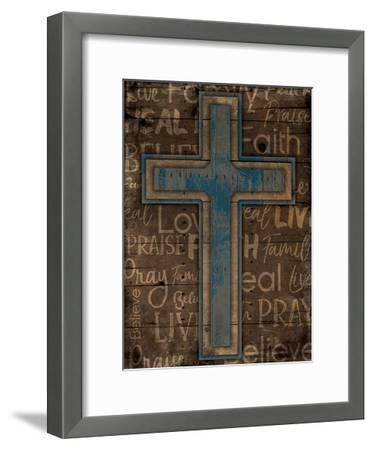 Rise-Milli Villa-Framed Art Print