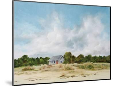 Abandoned Cottage-Peter Laughton-Mounted Art Print