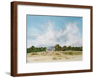 Abandoned Cottage-Peter Laughton-Framed Art Print
