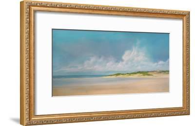 Summer Village-Peter Laughton-Framed Art Print