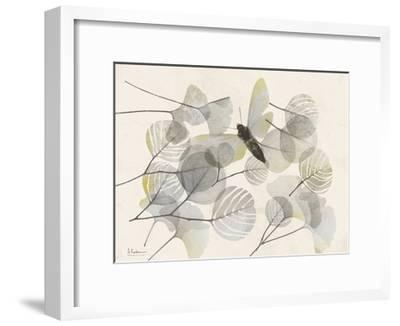 Sunny Flight 2-Albert Koetsier-Framed Art Print