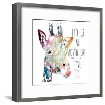 Adventures-Sheldon Lewis-Framed Art Print