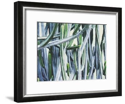 Green Crush I-Elizabeth Urquhart-Framed Art Print