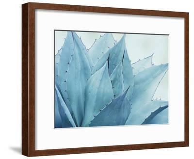 Green Crush V-Elizabeth Urquhart-Framed Art Print