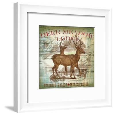 Dear Meadow-Ophelia & Co^-Framed Art Print