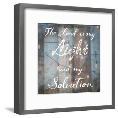 Light Of The World-Sheldon Lewis-Framed Art Print