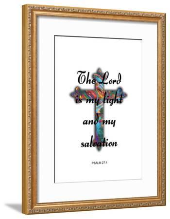 My Salvation-Sheldon Lewis-Framed Art Print