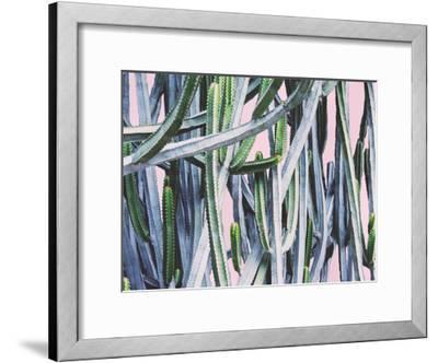 Pink Crush I-Elizabeth Urquhart-Framed Art Print