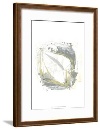 Neutral Diadem II-June Erica Vess-Framed Art Print
