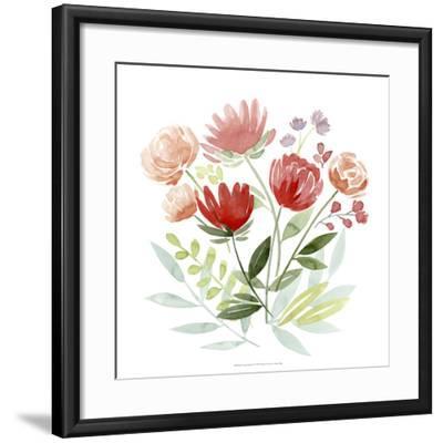 Country Bouquet II-Grace Popp-Framed Art Print