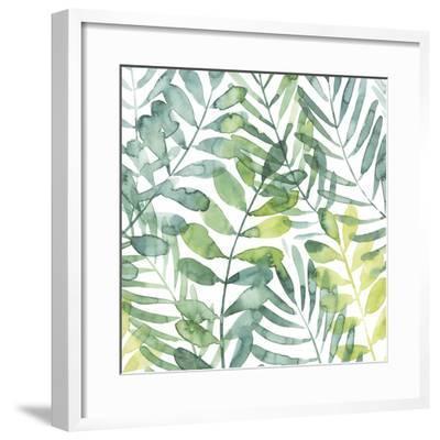 Frond Waltz I-Grace Popp-Framed Giclee Print