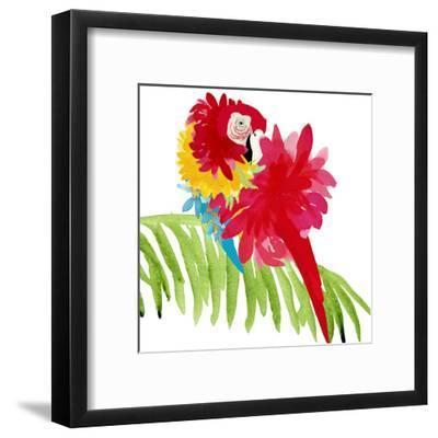 Hot-Edith Jackson-Framed Art Print