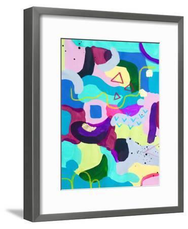 Frenzie-Deb McNaughton-Framed Art Print