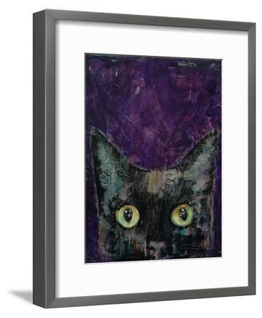 Night Prowler-Michael Creese-Framed Art Print