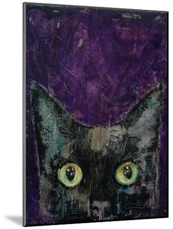 Night Prowler-Michael Creese-Mounted Art Print