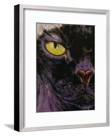 Sphynx Cat-Michael Creese-Framed Art Print
