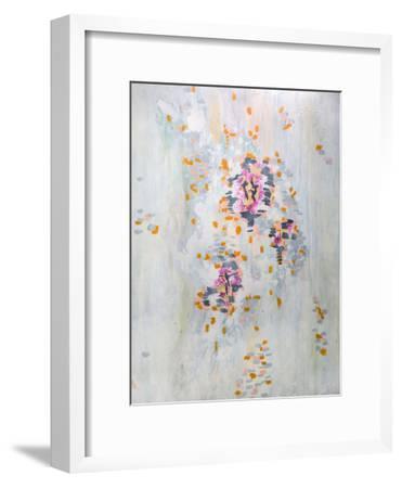 Golden Garden-Christine Olmstead-Framed Art Print