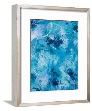 Calm Down-Deb McNaughton-Framed Art Print