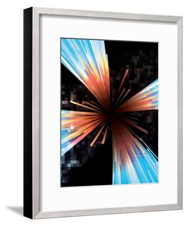 Higgs-Joe Van Wetering-Framed Art Print