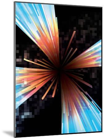 Higgs-Joe Van Wetering-Mounted Art Print