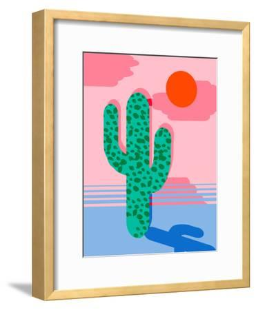No Foolin-Wacka Designs-Framed Art Print