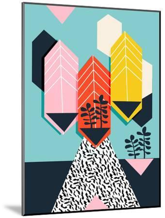 Legit-Wacka Designs-Mounted Art Print