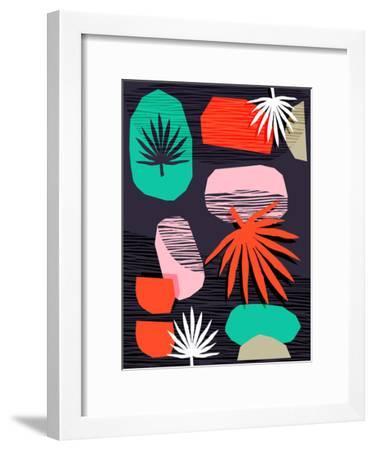 Dank-Wacka Designs-Framed Art Print