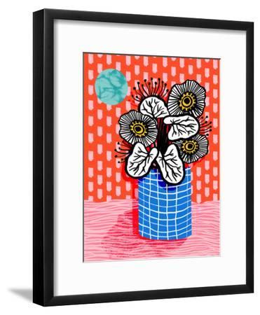 Proper-Wacka Designs-Framed Art Print
